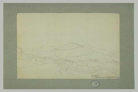 Vue panoramique de Ceva