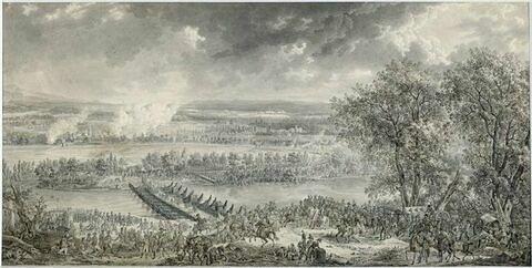 La bataille d'Arcole, le 17 novembre 1796