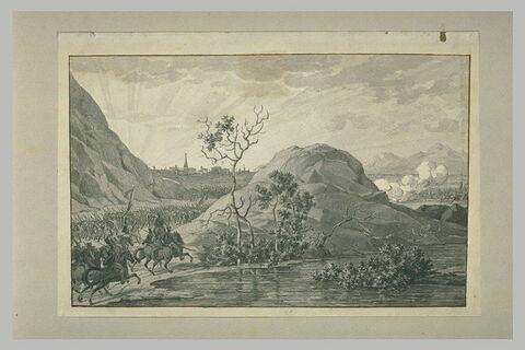 Bataille de Rivoli, le 14 janvier 1797