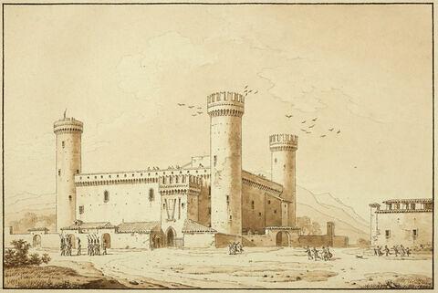 Le château d'Ivrée