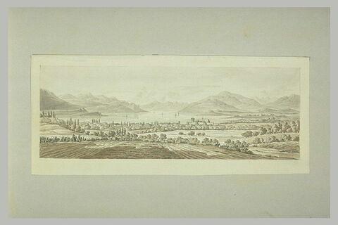 Le général Sauret passe à Desenzano, repoussé par Kasdanowitch