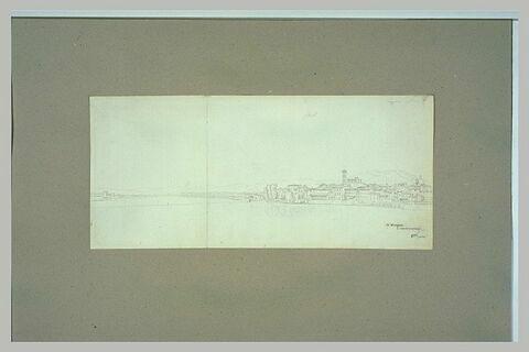 L'Arno et les environs de Florence