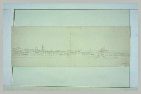 L'Arno et les environs de Florence - troisième partie