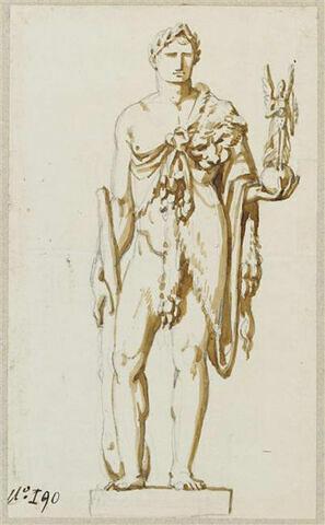 Napoléon en Hercule