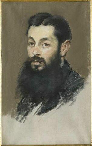 Portrait du Docteur Materne