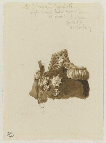 Costume de Wilhelm von Humboldt