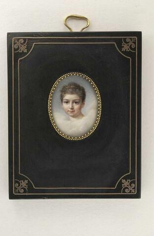Portrait de Louis Emile Rousse, frère du précédent