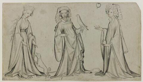 Trois nobles dames