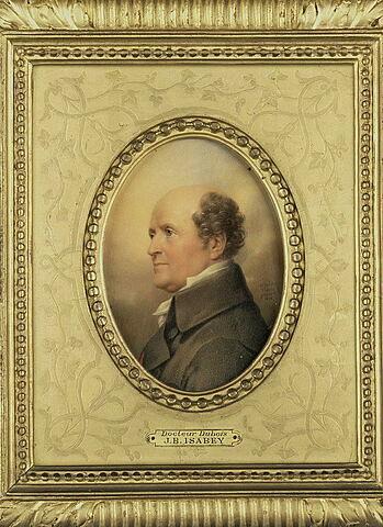 Le docteur Antoine Dubois (1756-1837), buste de trois quarts