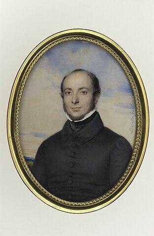 Portrait présumé de Monsieur Prévost