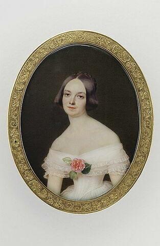 Portrait de Madame Doulet