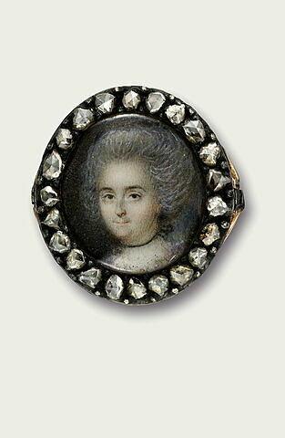 Portrait de Madame Vestier