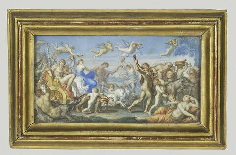 Le Triomphe de Bacchus et d'Ariane