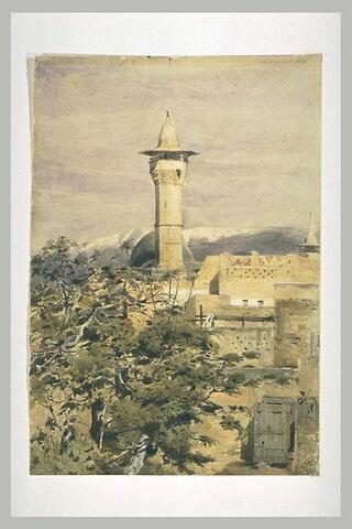 Minaret à Beyrouth