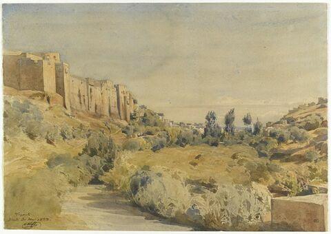 Vue de Tripoli