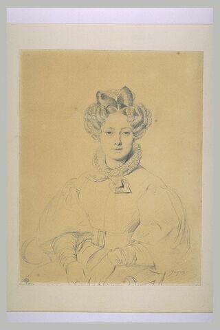 Portrait de Madame Depaulis