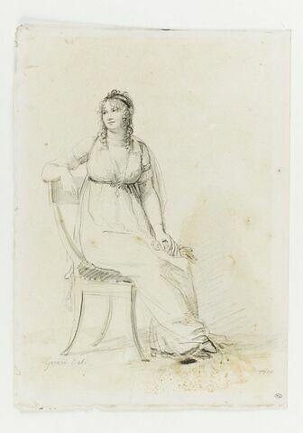 Portrait dit de Madame Broc