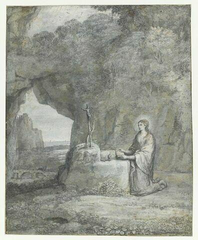 La Madeleine en prière