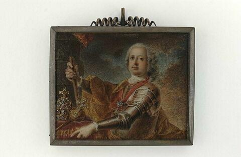 Portrait de François de Lorraine, empereur d'Allemagne