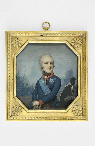 Portrait d'Alexandre I, empereur de Russie