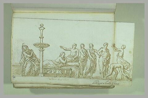 Dionysos chez Icarios