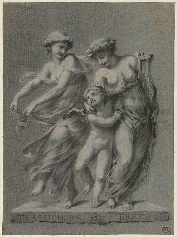 Terpsichore et Erato