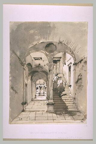 La maison de Michel Ange à Rome