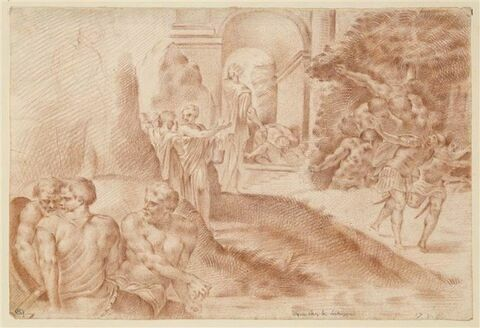 Ulysse chez les Lestrygons