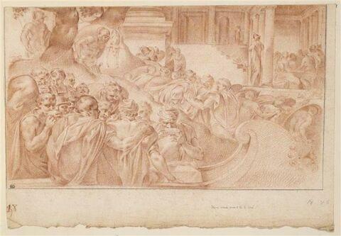 Ulysse dans l'île de Circé