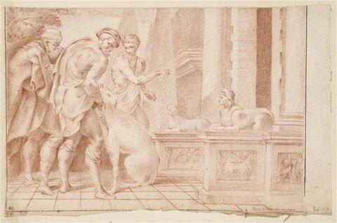 Ulysse reconnu par son chien