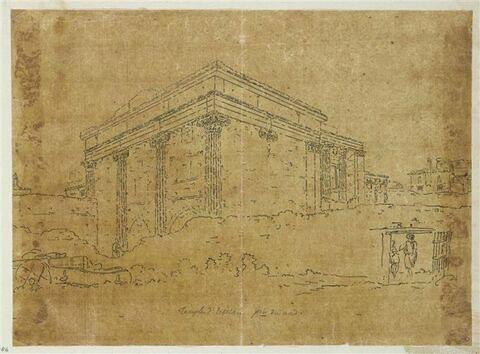 Erechtéion d'Athènes