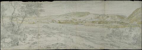 Vue de la ville de Besançon