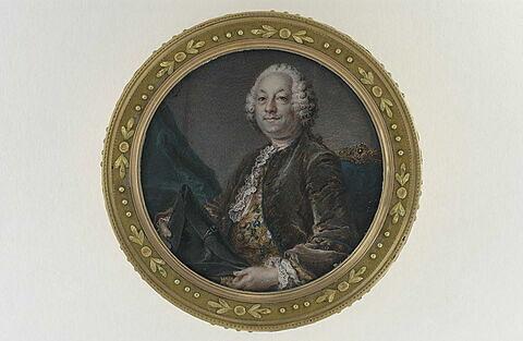 Portrait de Charles-François-Paul Le Normant de Tournehem (1684-1751)