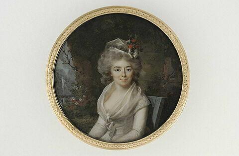 Portrait de Madame Teinière