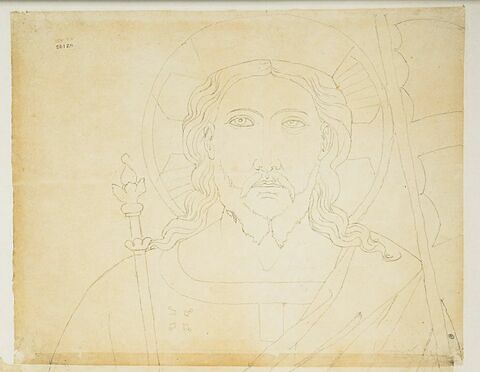 Tête de Christ