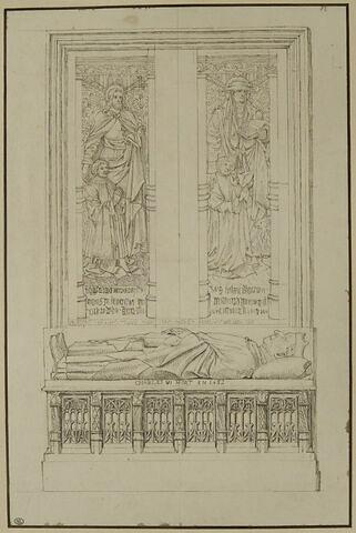 Tombeau du roi Charles VI