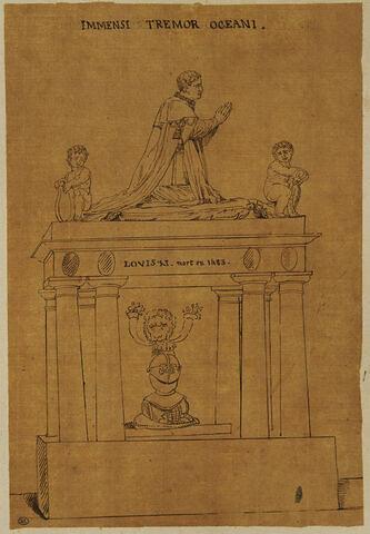 Tombeau de Louis XI
