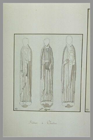 Statues de Chartres