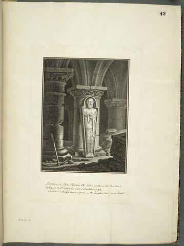 Momie d'Henri IV