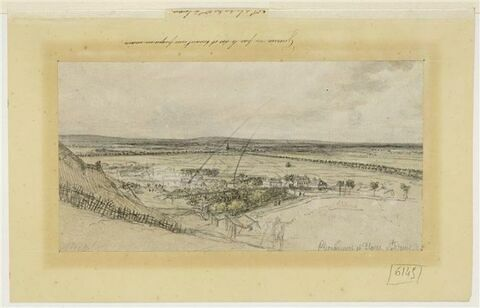Clignancourt et la plaine Saint-Denis