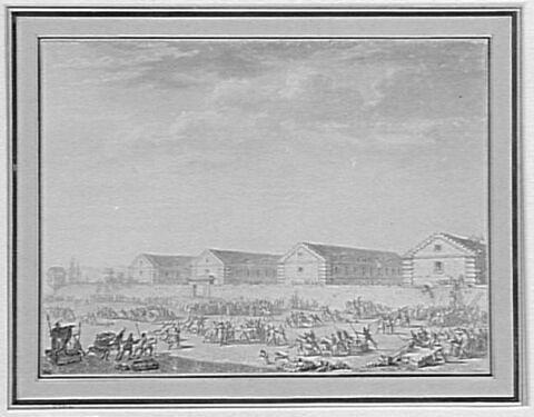 Pillage de l'arsenal de Lyon (7 février 1790)