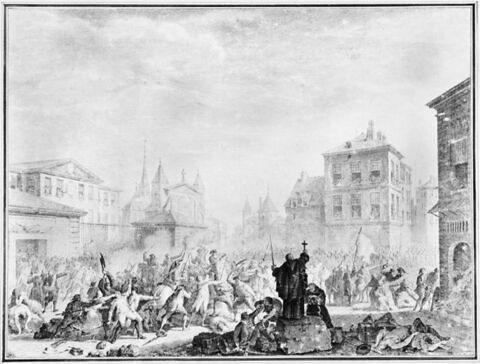 Massacre des patriotes à Montauban (10 mai 1790)