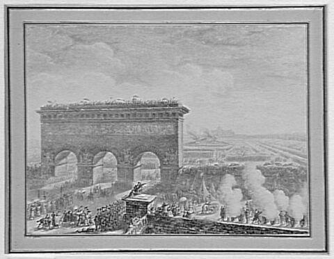 Fédération générale faite à Paris le 14 juillet 1790