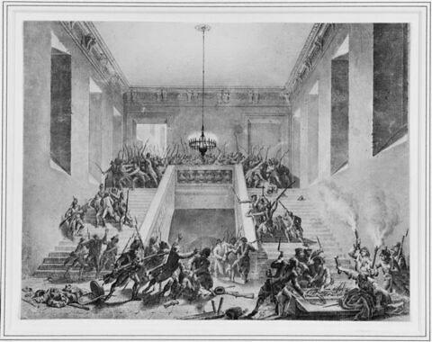 Affaire des poignards au château des Tuileries (28 février 1791)