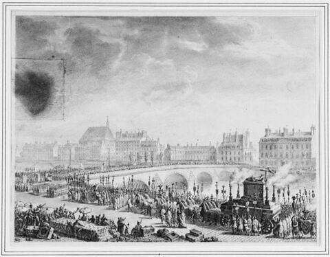 Triomphe de Voltaire (11 juillet 1791)