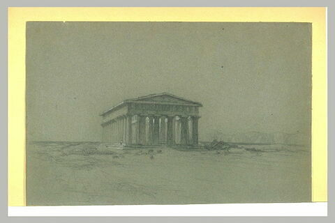 Le temple de Paestum