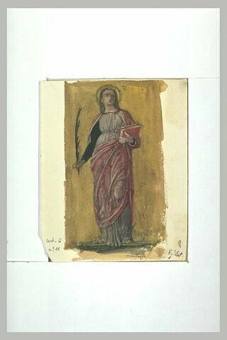 Sainte Justine de Padoue