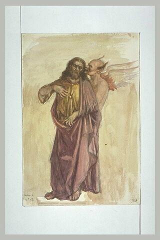 Le Christ et le Démon
