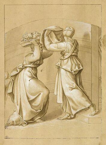 Judith et sa servante
