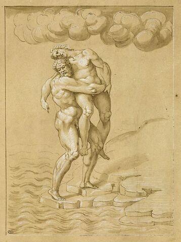 Deux figures du Déluge